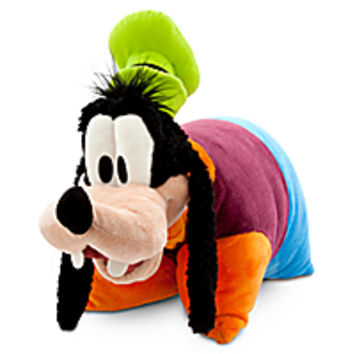 Goofy Plush Pillow