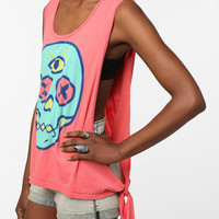 Truly Madly Deeply Third Eye Side-Tie Tank