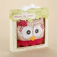 Baby Aspen Whooo's the Cutest? Owl Bloomer - Baby