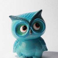 Leo The Owl Bank