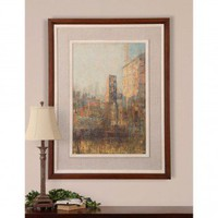 Uttermost Structured Wall Art in Hand Applied Dabb - 41274