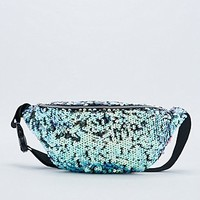 Jaded London Sequin Bumbag in Blue - Urban Outfitters