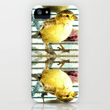 Birds Of A Feather iPhone & iPod Case by Louisa Catharine Forsyth