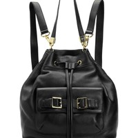 ROBERTSON LEATHER BACKPACK