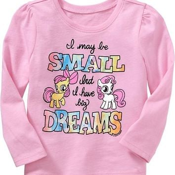 My Little Pony® Tees for Baby