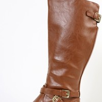 Buckle Equestrian Riding Boots | MakeMeChic.com