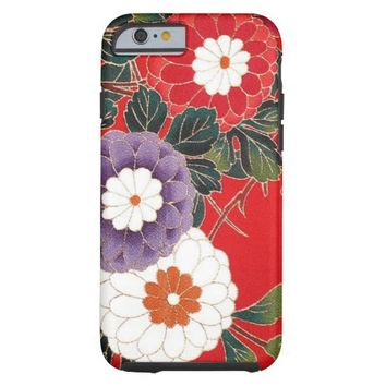Japanese Floral pattern iPhone 6 Plus Case