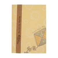 Kappa Alpha Theta - Sorority Notepad