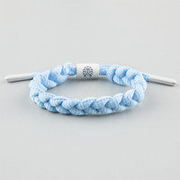 Rastaclat Friday Shoelace Bracelet Light Blue One Size For Men 25185722101