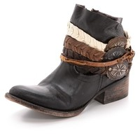 Endy Harness Short Boots