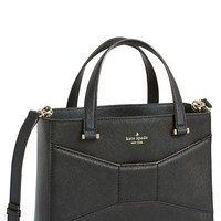 kate spade new york '2 park avenue sweetheart' saffiano leather crossbody tote | Nordstrom