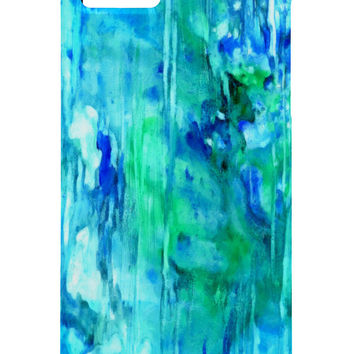 Rosie Brown Blue Grotto Cell Phone Case
