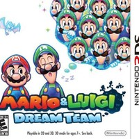 Mario & Luigi: Dream Team - Nintendo 3DS