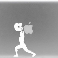 Weightlifting--Macbook Decal Macbook Stickers Macbook pro air Decals Apple Decal for Macbook Pro / Macbook Air