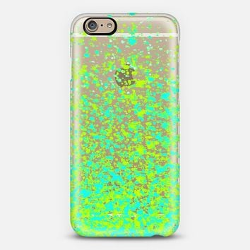 sparkly lemon iPhone 6 case by Marianna Tankelevich | Casetify