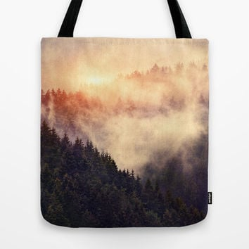 In My Other World Tote Bag by Tordis Kayma