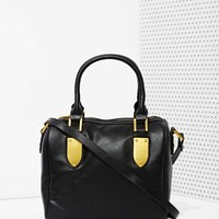Talia Vegan Leather Satchel