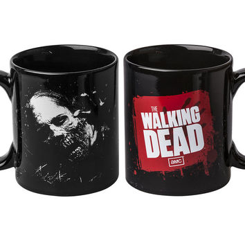 The Walking Dead decaynig zombie coffee mug | Free UK Delivery | £14.99