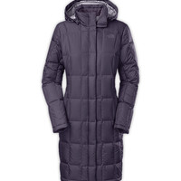 The North Face Women's Jackets & Vests INSULATED LIFESTYLE WOMEN'S METROPOLIS DOWN PARKA
