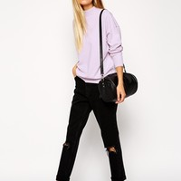 ASOS Structured Jumper With Turtle Neck