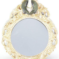 Splendid Swan Wall Mirror