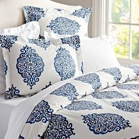 ASHER ORGANIC DUVET AND SHAMS