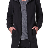 Reign+Storm Rover Full Zip Hoodie - Mens Hoodies - Black