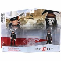 Disney Infinity Lone Ranger Play Set - PlayStation 3, Xbox 360, Nintendo Wii, Wii U, 3DS