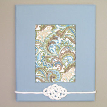 shabby chic home decor paisley wall from goldengray on
