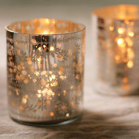 sparkling tea light holders by nkuku | notonthehighstreet.com