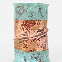Sibilia Patina Celine Cuff Bracelet