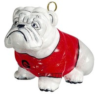 Joy to the World Collectibles 'Georgia Mascot' Ornament