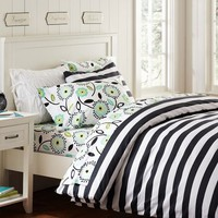 Cottage Stripe Duvet Cover &amp;amp; Pillowcases