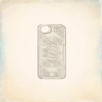 Clear Shine Phone Case