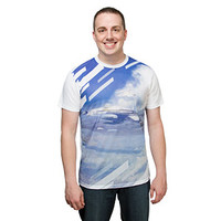 Normandy Sublimation Tee - White,