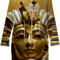 Egypt King Tut Raincoat created by ErikaKaisersot | Print All Over Me