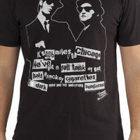 Its Dark Blues Brothers T-Shirt