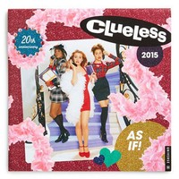 Universe Publishing 'Clueless - 20th Anniversary' 2015 Wall Calendar | Nordstrom