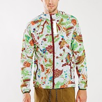 Without Walls Floral Vibes Windbreaker Jacket