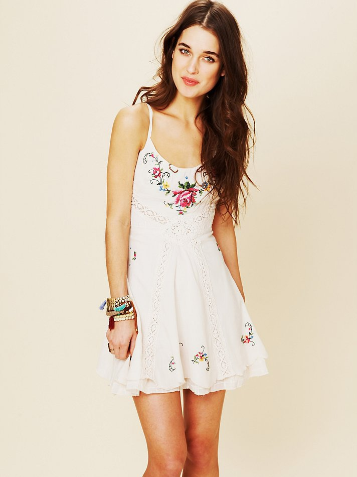 Free People Full Bloom Dress