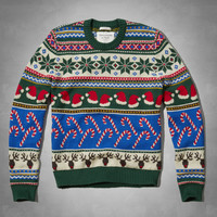 Christmas Pattern Sweater