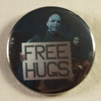 "Harry Potter 1.5"" Button - Voldemort"