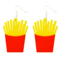 Fries Earrings - BATOKO