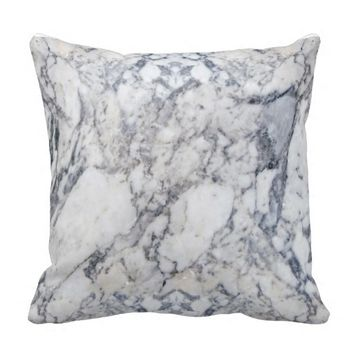 """Marble"" Pillow"