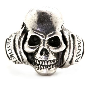 """""""Another Day Above Dirt"""" Ring by Blue Bayer Design"""