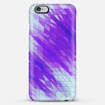 purple pattern 1 iPhone 6 Plus case by DuckyB | Casetify