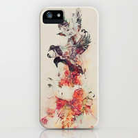 The Feast iPhone & iPod Case by ChrisRIllustrations