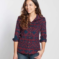Willow Flannel : Marine Layer