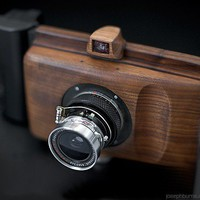 A Collection of Beautifully Handcrafted Film Cameras
