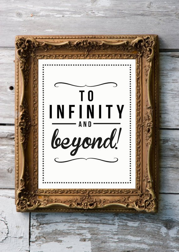 Retro Inspirational Quote Giclee Art Print - Vintage Typography Decor - Customize - Body Instrument UK